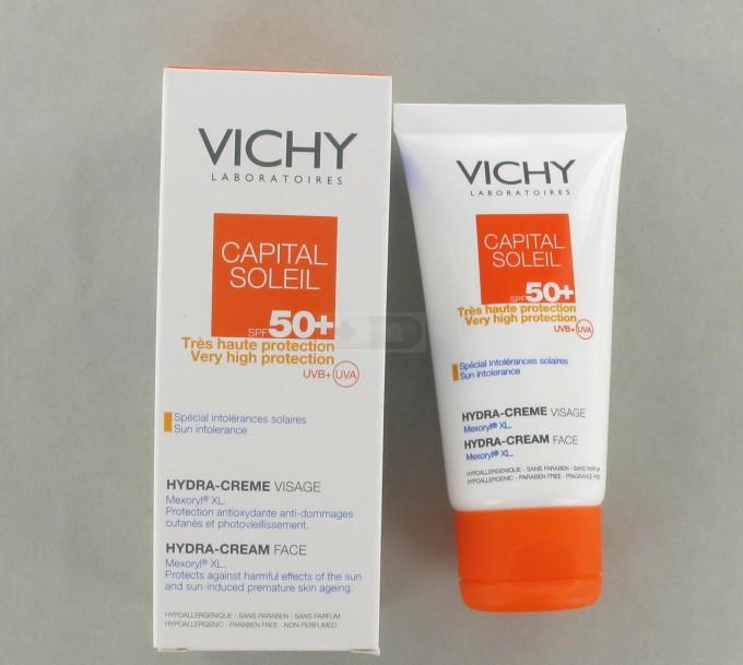 Creme vichy, mon hydratation de peau