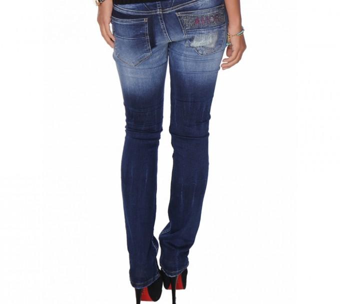Bien s'habiller en jeans avec jean-femme.global