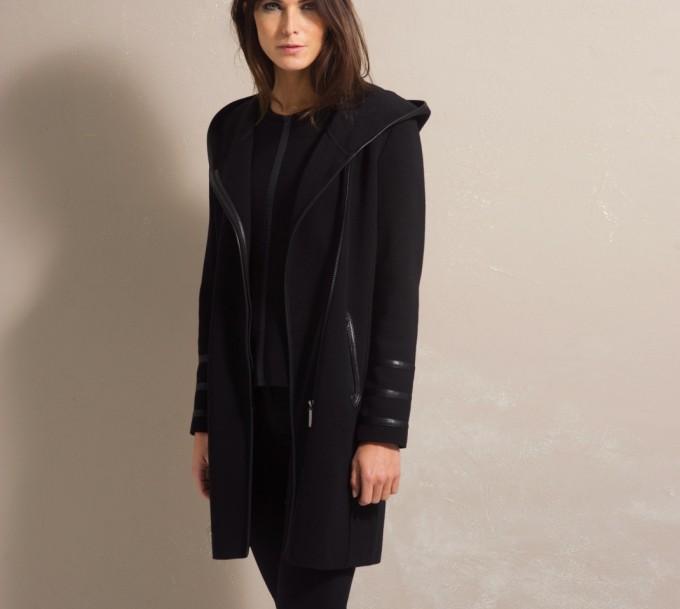 Manteau noir : un grand classique dans lequel on se sent bien