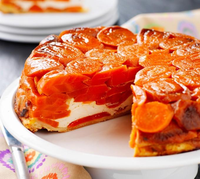 Recette carotte, le goût du légume
