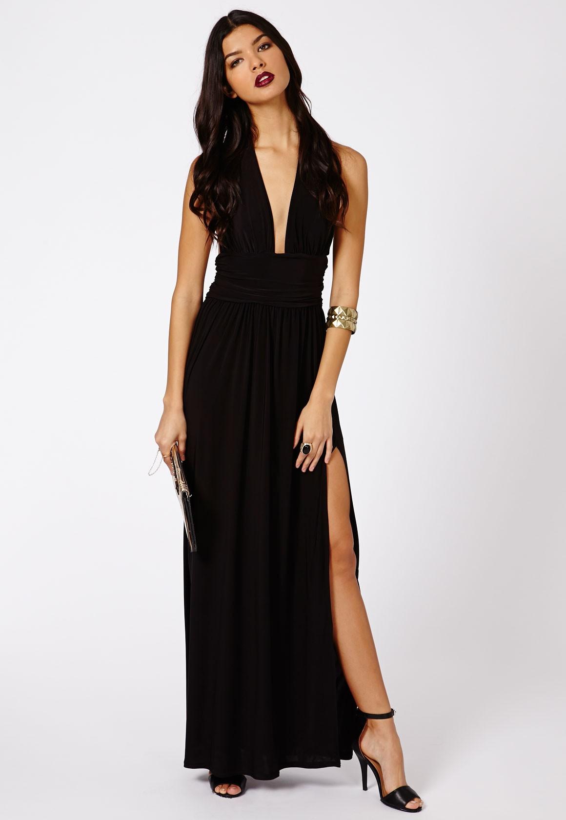La robe longue pour une soirée