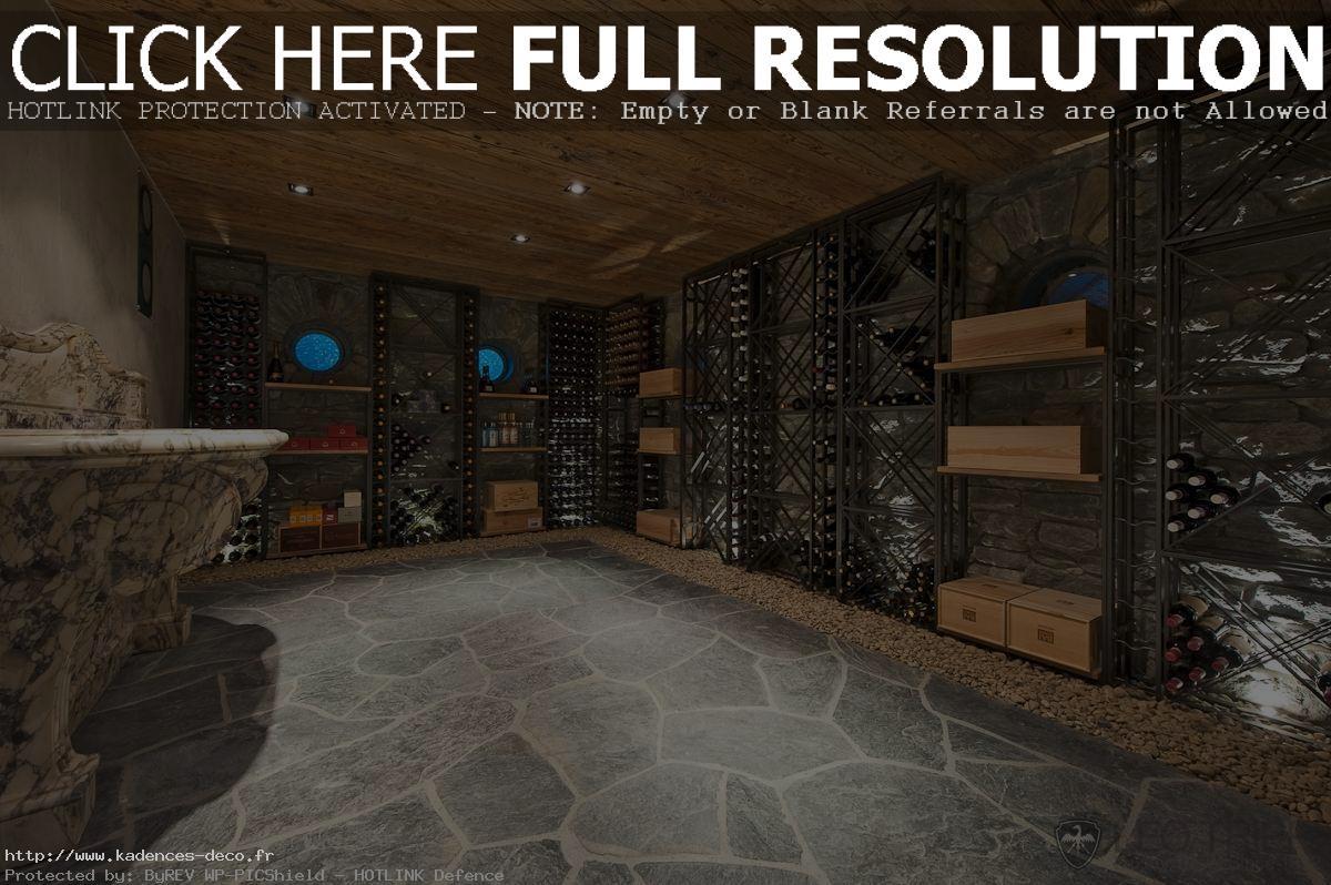 Cave a vin, aussi bien pratique que décoratif !