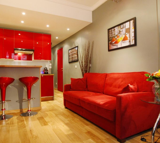 Location appartement Clermont Ferrand : mon studio meublé