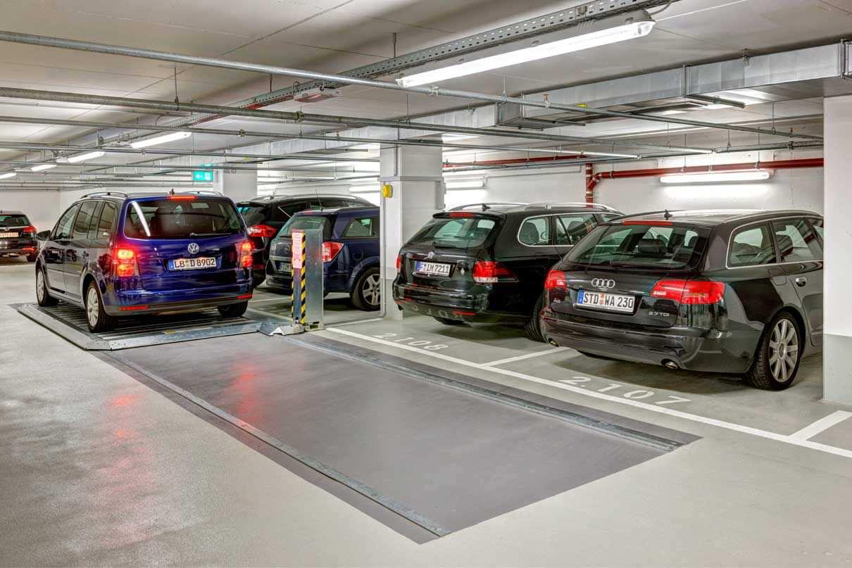 Location parking, un choix de confort