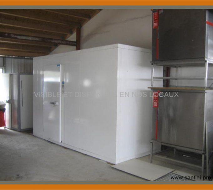 Chambre froide négative : importance des frigos