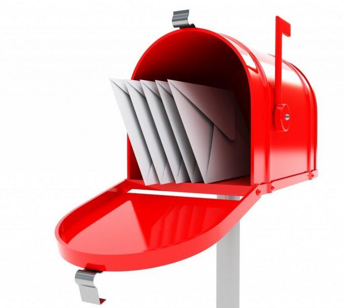 Plaque boîte aux lettres : organiser sa crémaillère