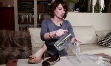 Comment elargir des chaussures ?
