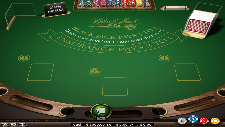 Blackjack : jouer partout et tout le temps avec son smartphone