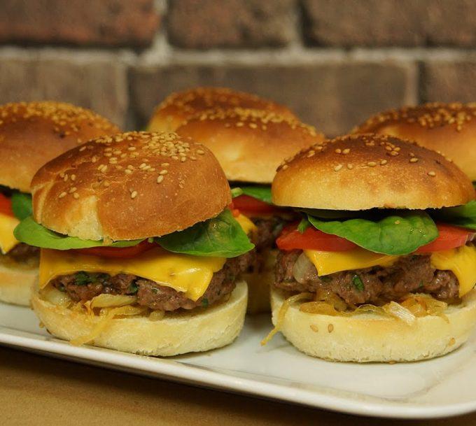 Comment faire des hamburgers maison ?