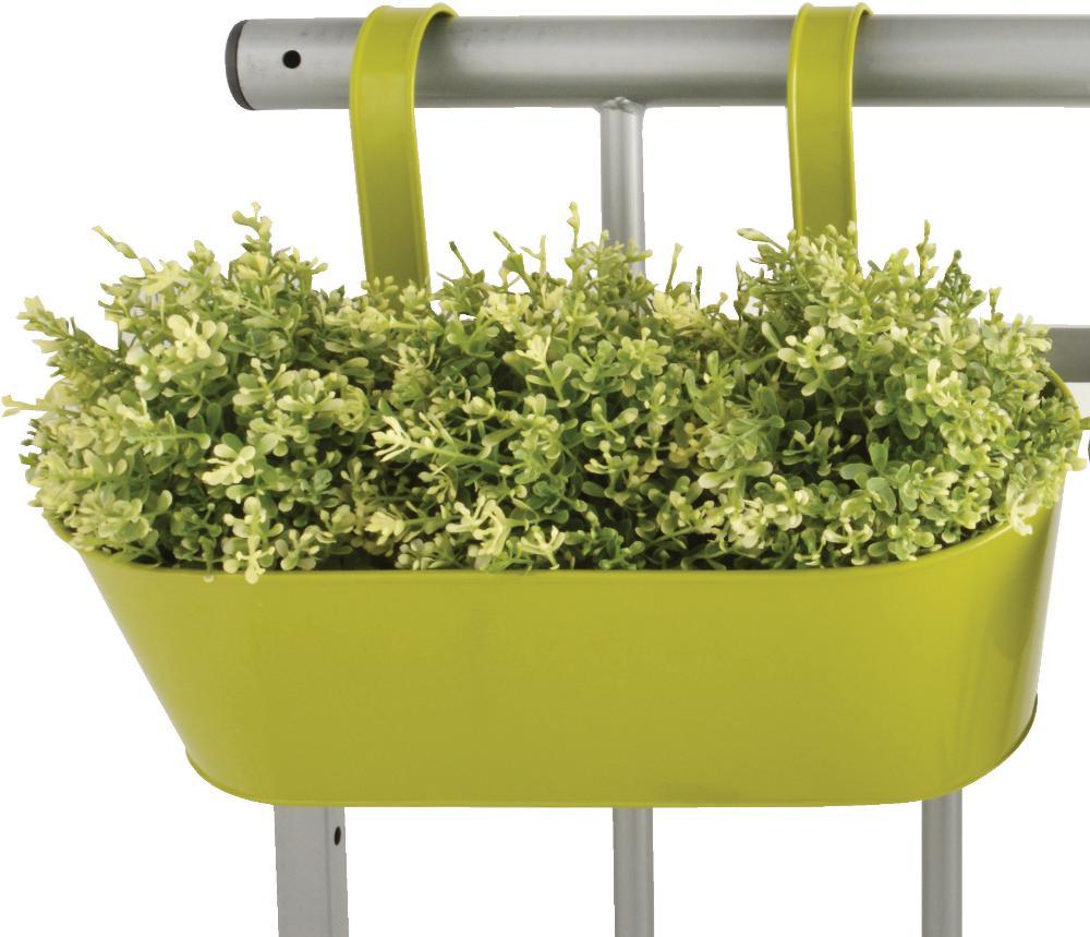 Jardinière bois : Je vous donne mes conseils pour décorer un balcon